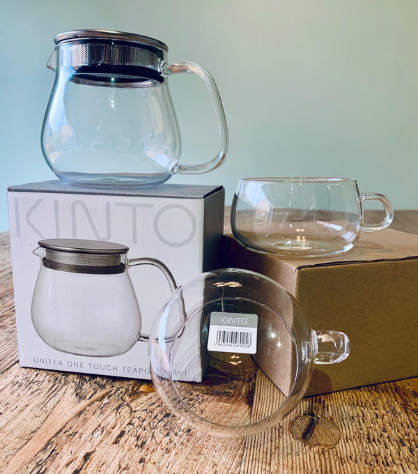 Kinto Tea Gift Bundle - Barista Shop