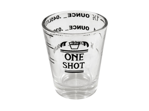 One Shot Espresso Glass - Barista Shop