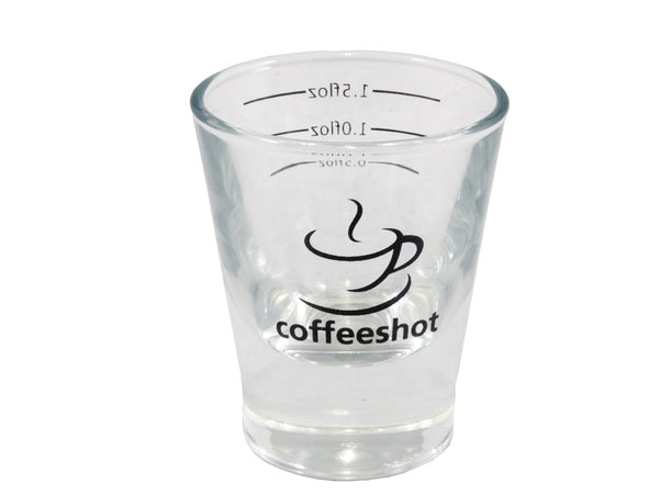 Coffeeshot Glass - Barista Shop