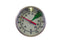 Motta Dual Dial Frothing Thermometer with Optimum Froth Zone Markings - Barista Shop