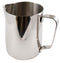 Yagua Straight-sided Foaming Jug 600ml 20oz. with Etched Measurements - Barista Shop