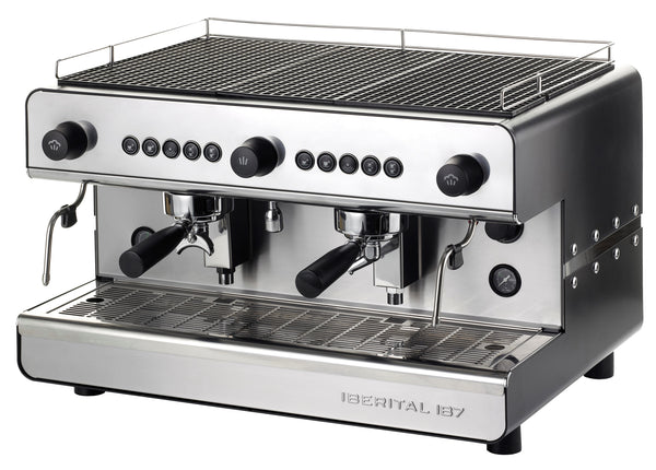 Iberital IB7 - 2 Group Fully Auto - Barista Shop