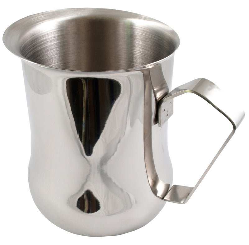 Frothing Jug - Belly Bottom 780 ml - Barista Shop