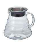Hario V60 Range Server Clear - 600 ml - Barista Shop