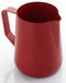 Yagua Teflon Coated Foaming Jug (600 ml Red) - Barista Shop