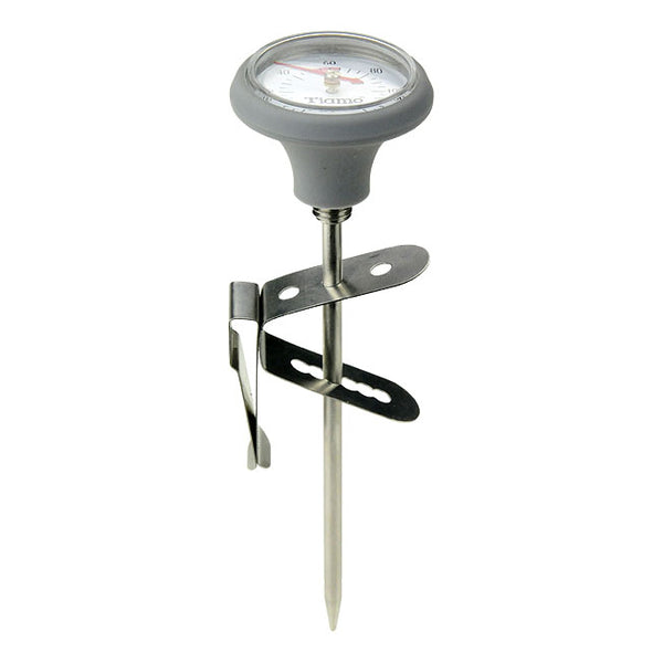 Thermometer with Rubber Top - CafŽ Tiamo - Barista Shop