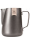 Espresso Gear Teflon Coated Foaming Jug (350 ml Black) - Barista Shop