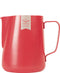 Espresso Gear Teflon Coated Foaming Jug (350 ml Red) - Barista Shop