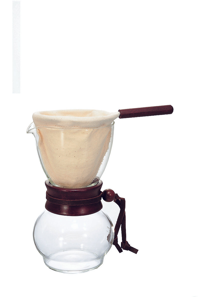 Hario Drip Pot Woodneck- 1 Cup - Barista Shop