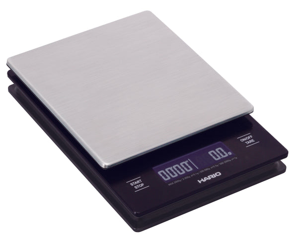 Hario V60 Stainless Drip Scale - Barista Shop