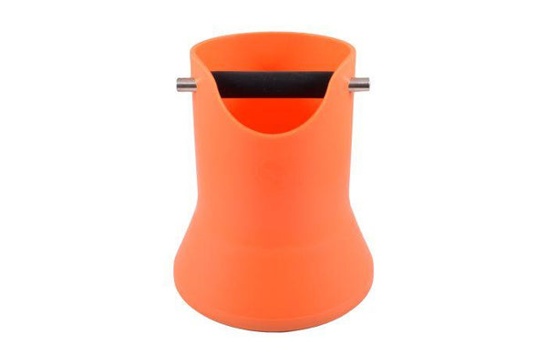 Crema Pro Knock Box (Burnt Orange) - Barista Shop