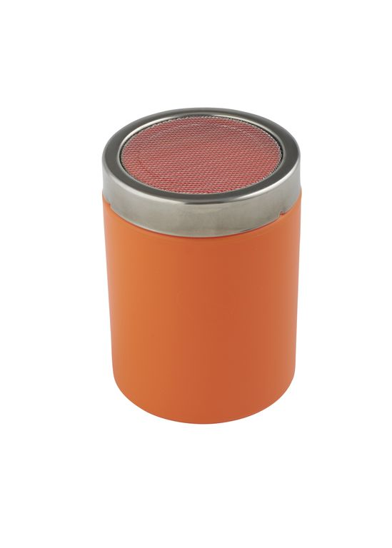 Crema Pro Shaker with Mesh (Burnt Orange) - Barista Shop