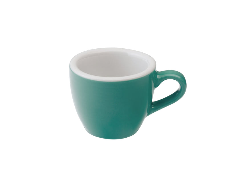 Loveramics Egg Espresso Cup 3oz / 80 ml (Teal) - Barista Shop