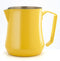 Motta Tulip Milk Pitcher (500ml Yellow) - Barista Shop