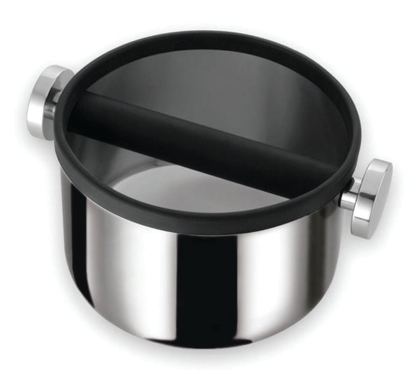 Motta Knock Box Stainless Steel - Barista Shop