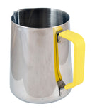 Yagua Silicone Handle Sleeve for Milk Jugs (Yellow, fits 1 ltr Yagua Jugs) - Barista Shop