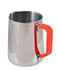 Yagua Silicone Handle Sleeve for Milk Jugs (Red, fits 1 ltr Yagua Jugs) - Barista Shop