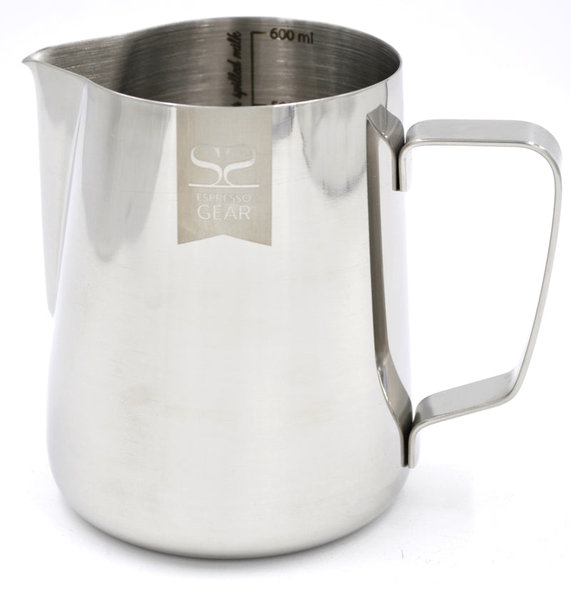 Espresso Gear Lined Frothing Pitcher 400 ml - Barista Shop