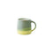 Kinto Dual Colour Large Porcelain Mug 320 ml (Moss Green/Yellow) - Barista Shop