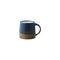 Kinto Dual Colour Large Porcelain Mug 320 ml (Black/Brown) - Barista Shop