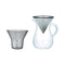 Kinto Coffee Carafe Set Stainless Steel Set 600ml 4 cup - Barista Shop