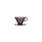 Kinto Coffee Brewer - Clear Grey Plastic 2 Cup - Barista Shop