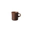 Kinto Porcelain Mug - Brown 250ml - Barista Shop