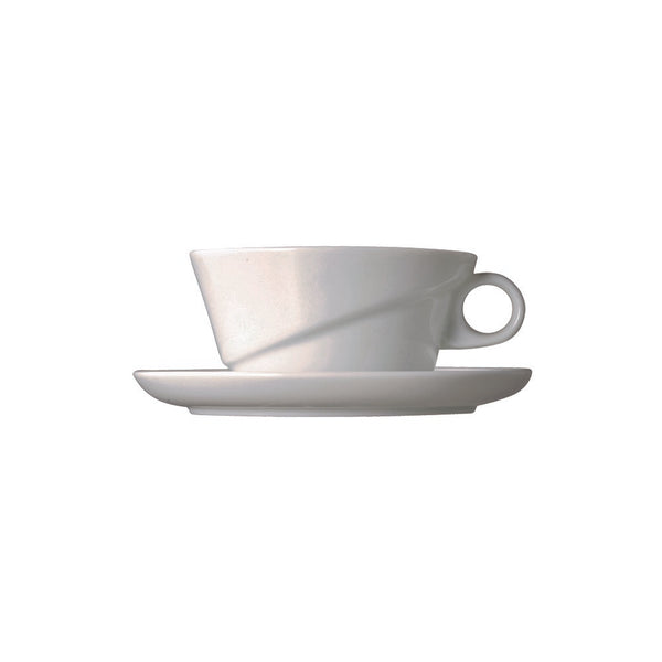 Kinto Ridge Cup & Saucer 200 ml - Barista Shop