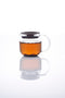 Kinto One Touch Teapot 620 ml (Black Strainer) - Barista Shop