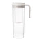 Kinto Plug Iced Tea Jug 1.2 L (White) - Barista Shop