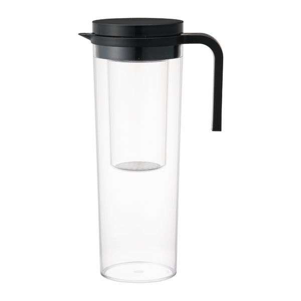 Kinto Plug Iced Tea Jug 1.2 L (Black) - Barista Shop