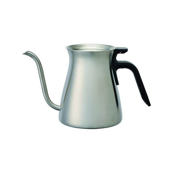 Kinto 900ml Pour Over Kettle (Matt Steel) - Barista Shop