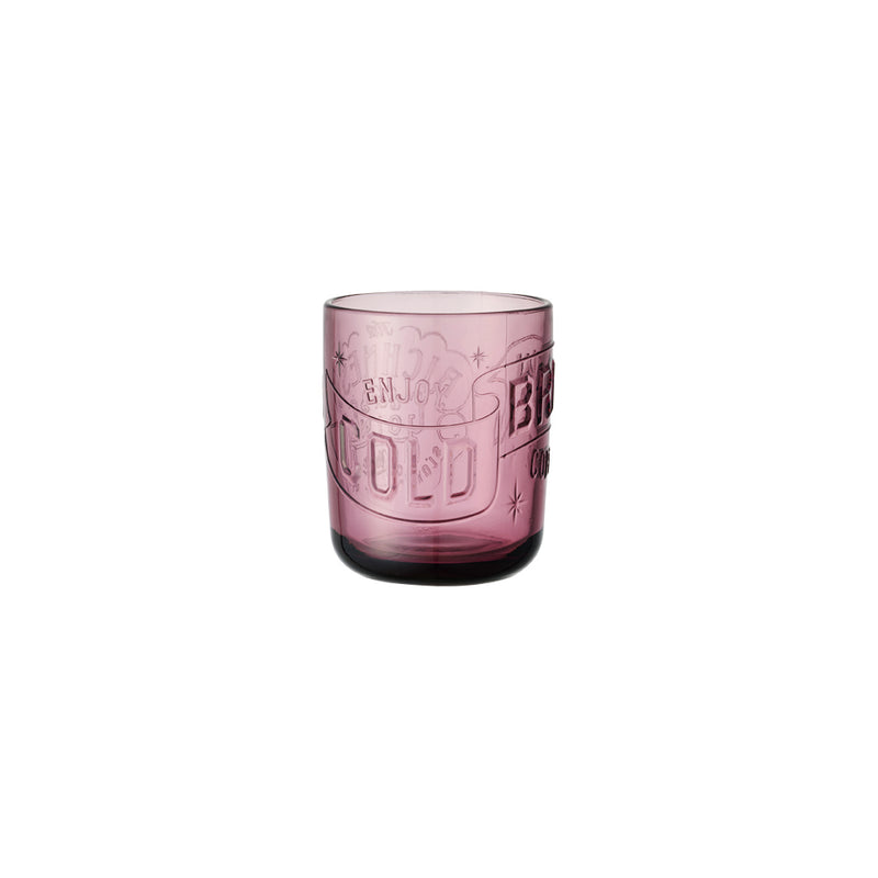 Kinto Cold Brew Tumblers - Purple 350ml - Barista Shop
