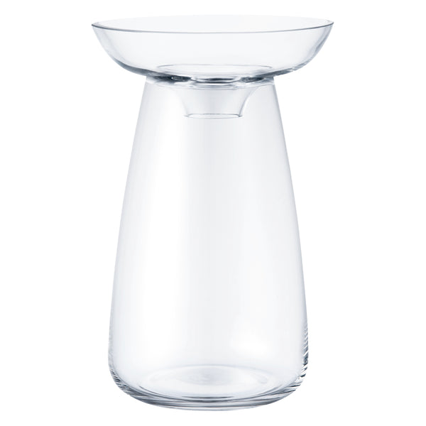 Kinto Aqua Culture Vase 830 ml (Clear) - Barista Shop