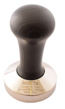 Motta Wooden Competition Tamper 58.4 mm Black Handle - Barista Shop