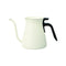 Kinto 900ml Pour Over Kettle (White) - Barista Shop