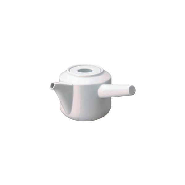 Kinto Leaves to Tea Kyusu Teapot 300 ml (White) - Barista Shop