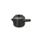 Kinto Leaves to Tea Kyusu Teapot 300 ml (Black) - Barista Shop