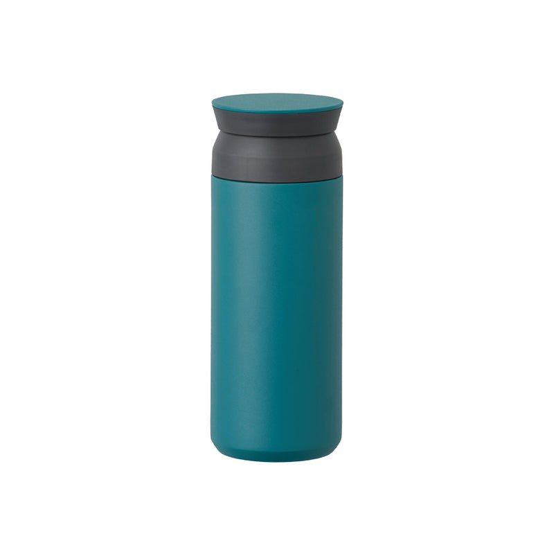 Kinto Travel Tumbler 500 ml (Turquoise) - Barista Shop