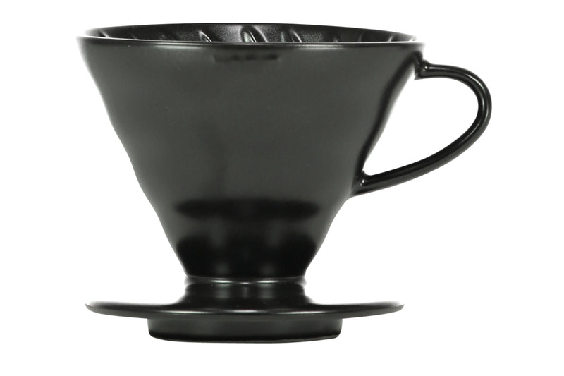 Hario Special Edition V60 Ceramic Dripper - Matte Black Size 02 - Barista Shop