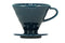 Hario Special Edition V60 Ceramic Dripper - Indigo Blue Size 02 - Barista Shop