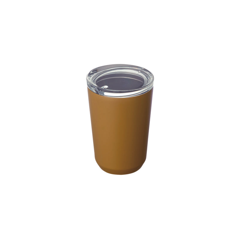Kinto To Go Tumbler 360 ml Coyote - Barista Shop