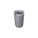 Kinto To Go Tumbler 360 ml Silver - Barista Shop