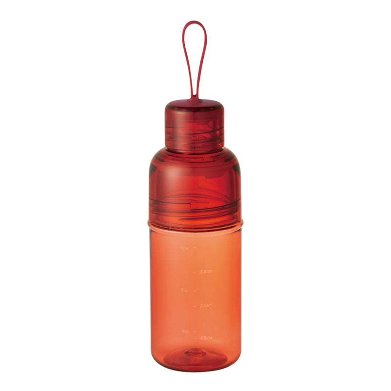 Kinto Work Out Bottle 480 ml Red - Barista Shop