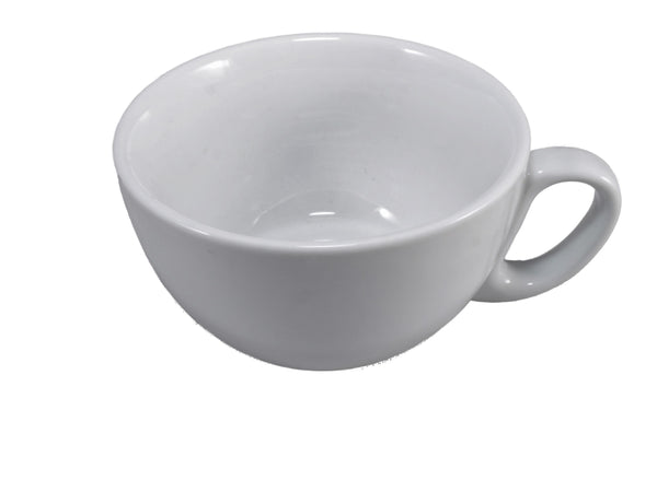 Round Cup Round Handle (9oz) Box of 24 - 9 oz. cups - Barista Shop