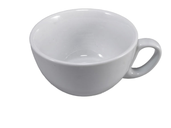 Round Cup Round Handle (12oz) Box of 24 - 12 oz. cups - Barista Shop