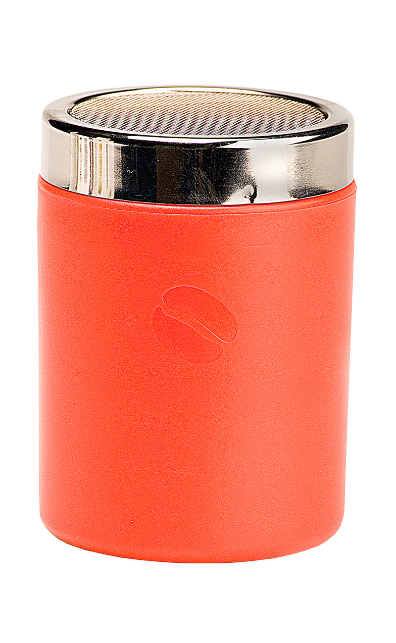 Crema Pro Shaker with Mesh (Red) - Barista Shop