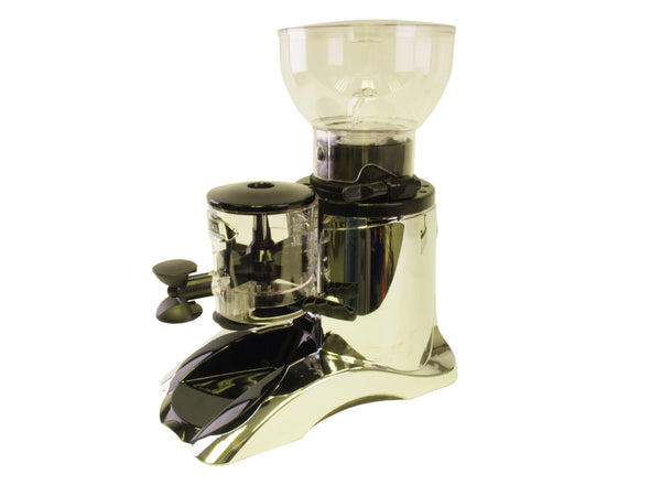 CUNILL - 1 KILO - MANUAL DOSE CHROME GRINDER - Barista Shop