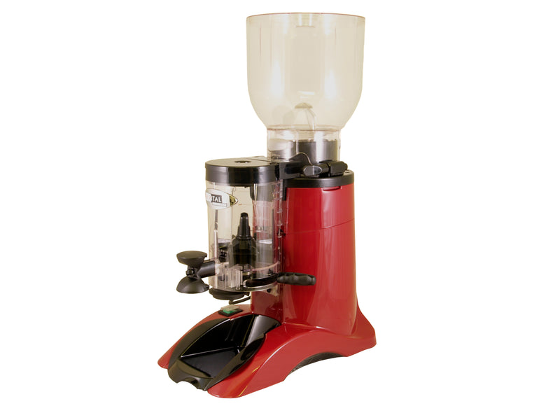 CUNILL - 2 KILO - AUTOMATIC DOSE - RED GRINDER - Barista Shop