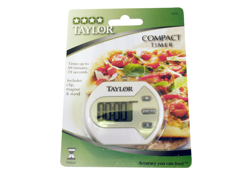 Taylor Digital Timer - Barista Shop
